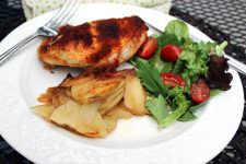Chicken with Potatoes and Onions